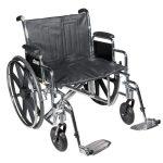 Bariatric Sentra EC Heavy-Duty Wheelchair