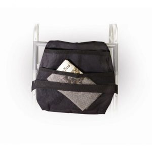 Carry Pouch for Walkers and Rollators, Large
