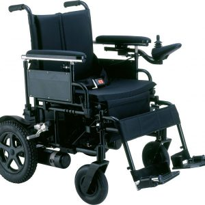 Cirrus Plus Folding Power Wheelchair