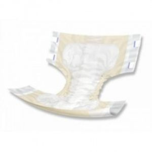 ComfortAire PM Extended Wear Briefs Extra Large 56 ct.