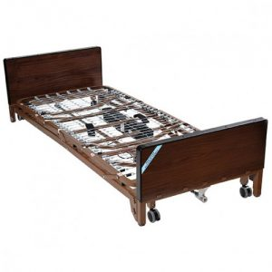 Delta™ Ultra Light 1000, Full-Electric Low Bed