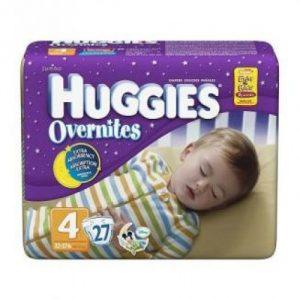 Huggies Overnites Baby Diapers