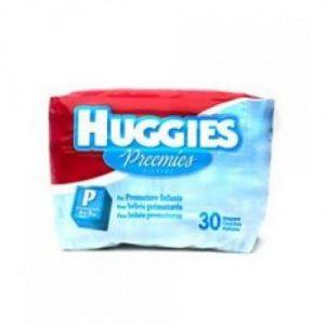 Huggies Ultratrim Preemie Baby Diapers 2