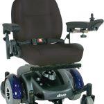 Image EC Mid Wheel Drive Power Wheelchair