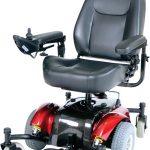 Intrepid Mid-Wheel Power Wheelchair