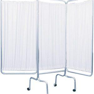 3-Panel Privacy Screen