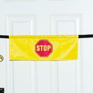 Alarm Door Banner