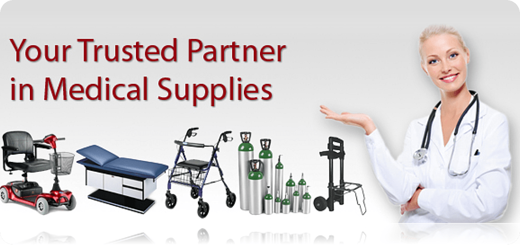 medical supplies with pharmacist