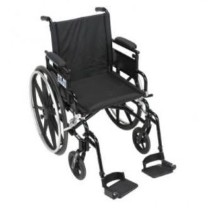 Aluminum Viper Plus GT – Deluxe High Strength, Lightweight, Dual Axle, Built in Seat Extension