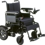 Cirrus Plus Folding Power Wheelchair 2