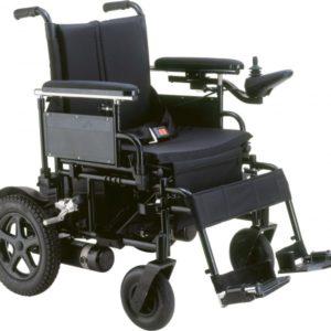 Cirrus Plus Folding Power Wheelchair 2