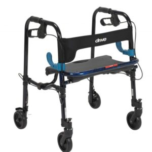 Clever-Lite Walker, Junior, with 5″ Casters