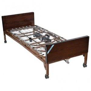 Delta™ Ultra Light 1000, Semi-Electric Bed