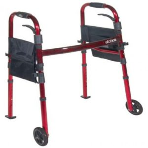 Deluxe, Folding Travel Walker (is replacing 10263KDR)