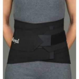 Elastic or Neoprene Back Support