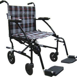Fly-Lite Aluminum Transport Chair