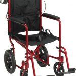 Lightweight Expedition Aluminum Transport Chair