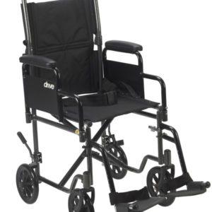 Steel Transport Chair 2