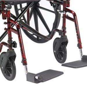 Swing-Away Footrests 2
