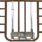 Tool Free Adjustable Half Length Bed Rail