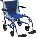 TranSport Aluminum Transport Chair