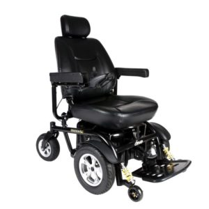 Trident HD Front Front-Wheel Drive Powerchair