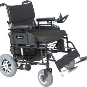 Wildcat 450 Heavy Duty Folding Power Wheelchair