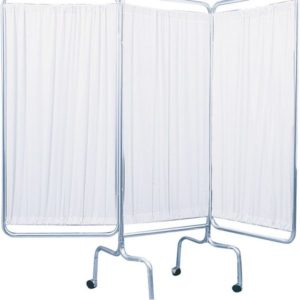 3-Panel Privacy Screen